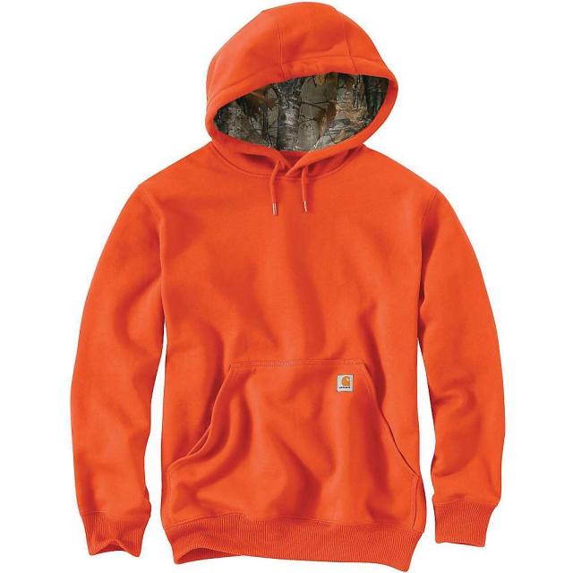 Carhartt - Men's Houghton Midweight Camo Hood Lined Sweatshirt