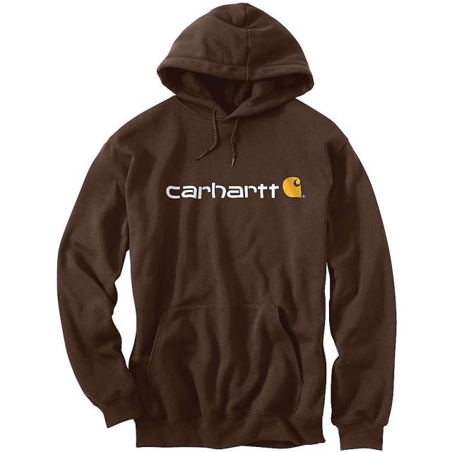 Carhartt - Men's Signature Logo Midweight Sweatshirt