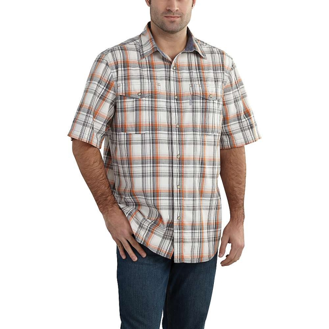 Carhartt - Men's Bozemen SS Shirt