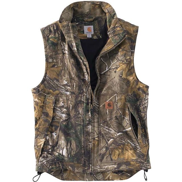 Carhartt - Men's Quick Duck Camo Vest
