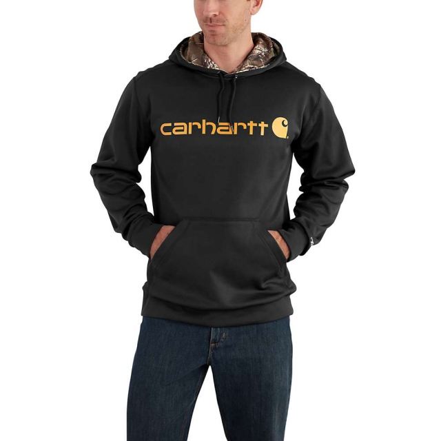 Carhartt - Men's Force Extremes Signature Graphic Hooded Sweatshirt