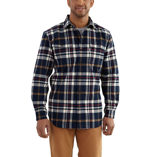 Carhartt - Men's Hubbard Classic Plaid Shirt