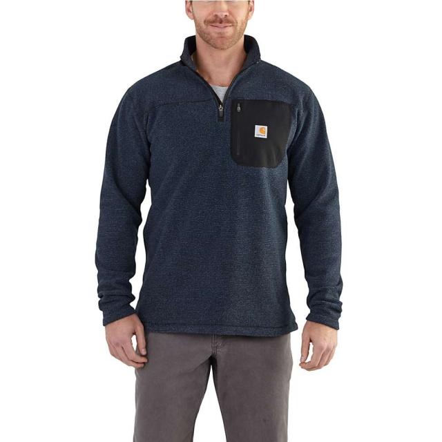 Carhartt - Men's Walden Quarter Zip Sweater Fleece