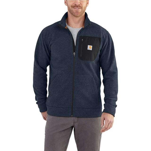 Carhartt - Men's Walden Full Zip Sweater Fleece