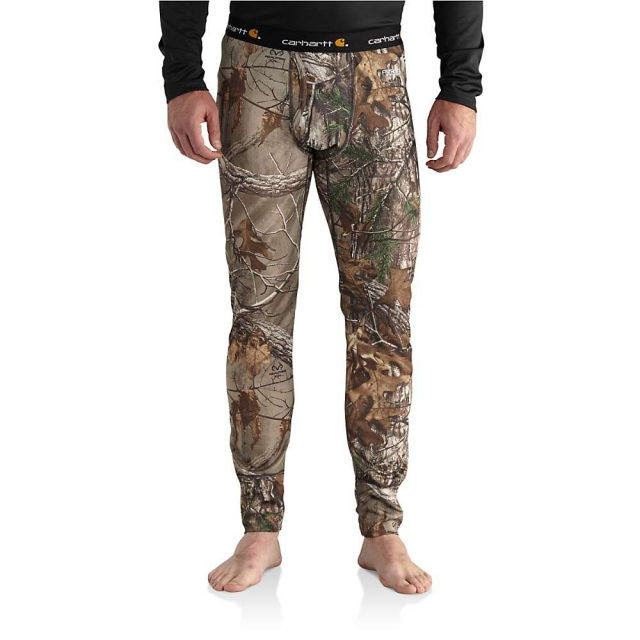 Carhartt - Men's Base Force Extremes Cold Weather Camo Bottom