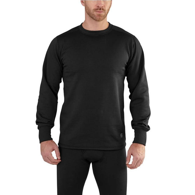 Carhartt - Men's Base Force Extremes Super Cold Weather Crewneck