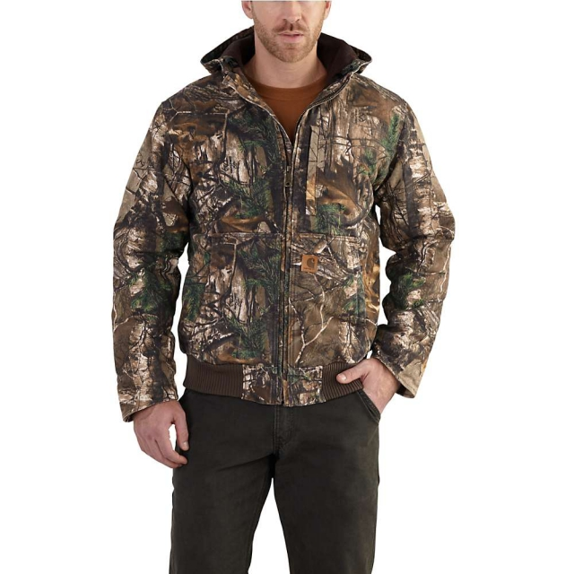 Carhartt - Men's Full Swing Camo Active Jacket
