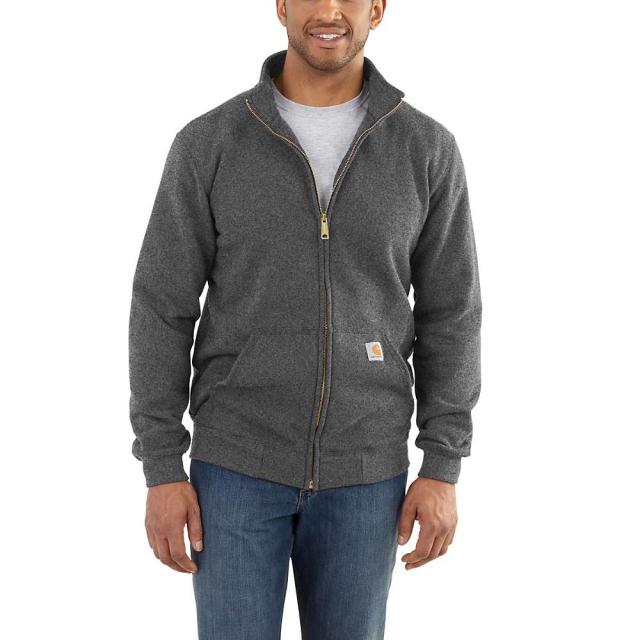 Carhartt - Men's Haughton Midweight Mock-Neck Zip Sweatshirt