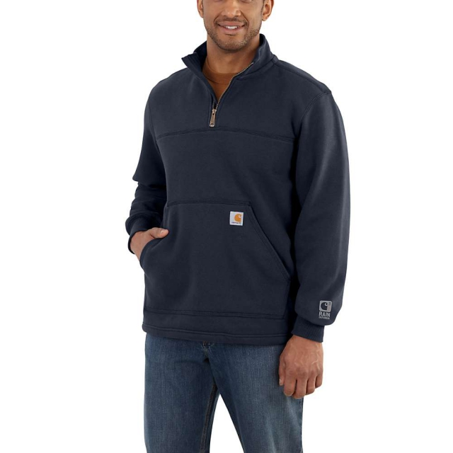 Carhartt - Men's Rain Defender Paxton Heavyweight Quarter-Zip  Sweatshir