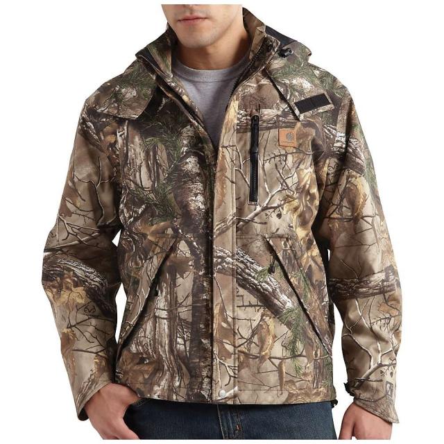 Carhartt - Men's Camo Shoreline Jacket