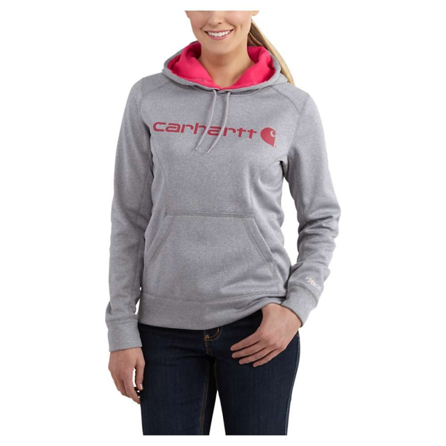 Carhartt - Women's Force Extremes Signature Graphic Hooded Sweatshirt