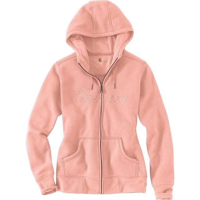Carhartt - Women's Clarksburg Zip Front Sweatshirt