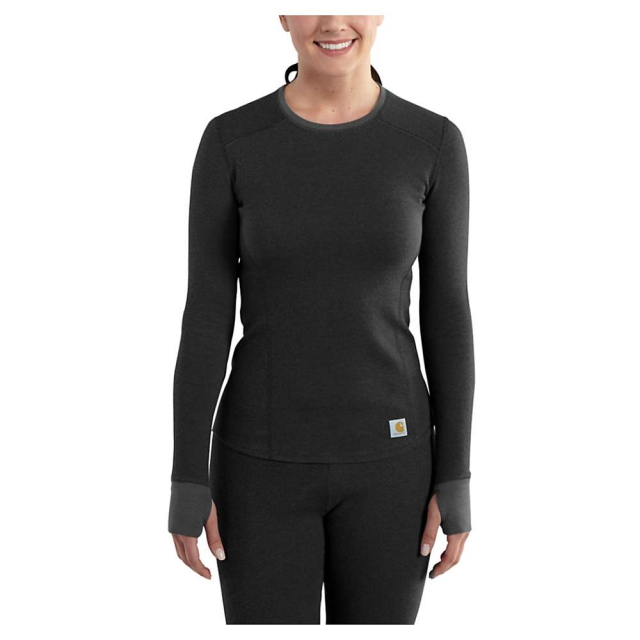 Carhartt - Women's Base Force Cold Weather Crewneck Top