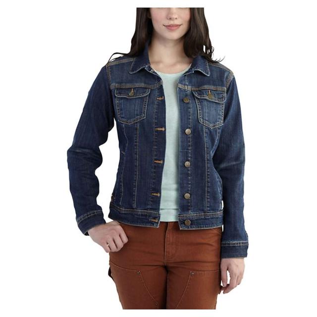 Carhartt - Women's Brewster Denim Jacket