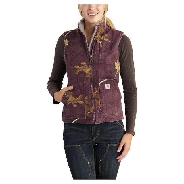 Carhartt - Women's Camo Mock Neck Vest