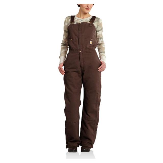 Carhartt - Women's Zeeland Sandstone Overall Bib