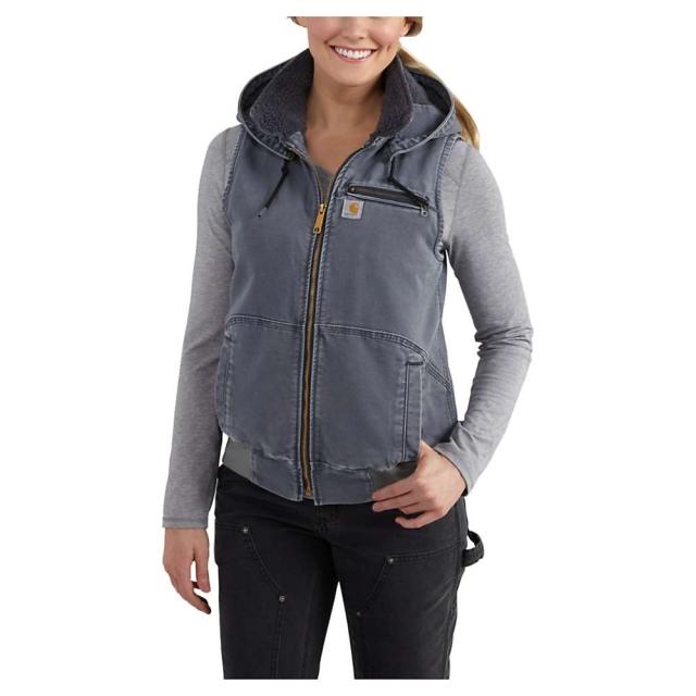 Carhartt - Women's Weathered Duck Wildwood Vest
