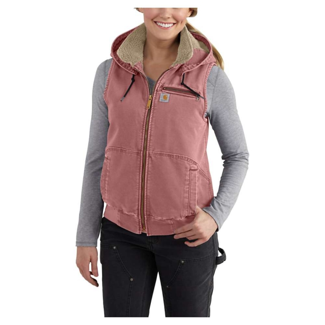 Carhartt - Women's Weathered Duck Wildwood Vest