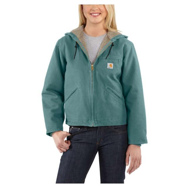 Carhartt - Women's Sandstone Sierra Jacket
