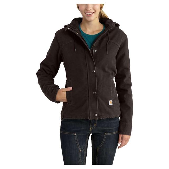 Carhartt - Women's Sandstone Berkley Jacket