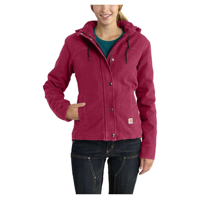 Carhartt - Women's Sandstone Berkley Jacket