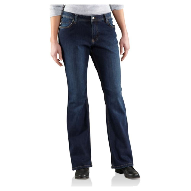 Carhartt - Women's Relaxed Fit Denim Jasper Jean