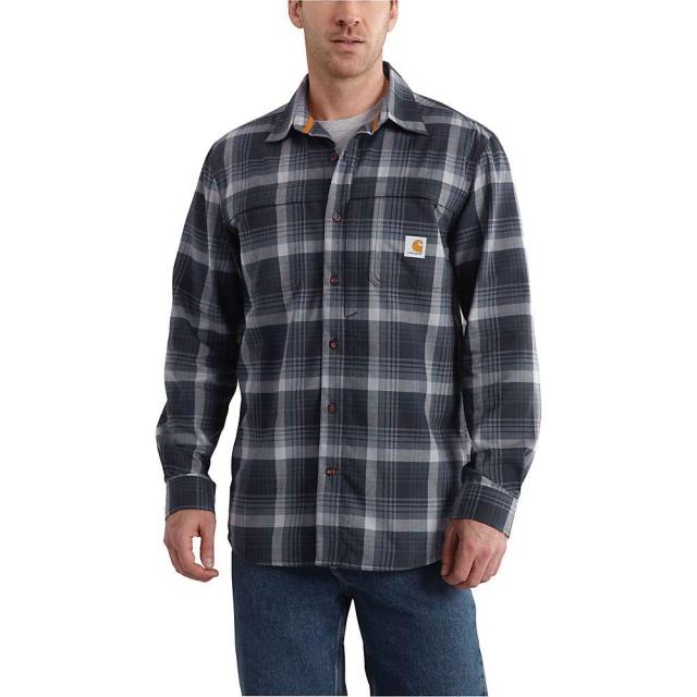 Carhartt - Men's Force Reydell Long Sleeve Shirt