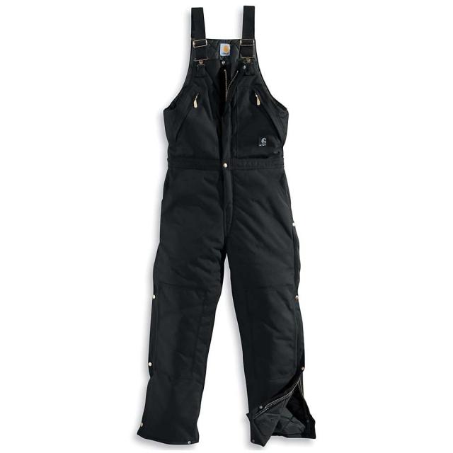 Carhartt - Men's Yukon AQL Zip To Waist Bib Overall