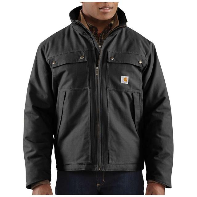 Carhartt - Men's Quick Duck Woodward Traditional Jacket