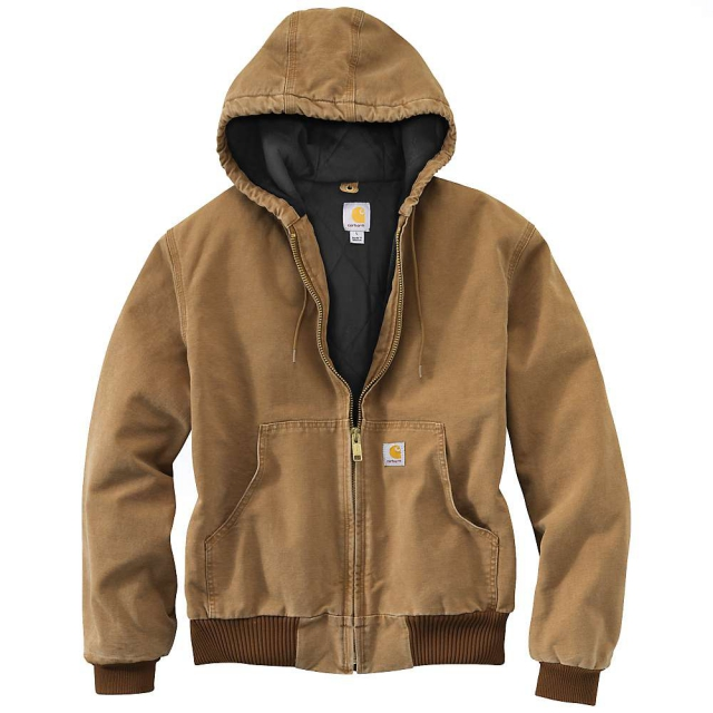 Carhartt - Men's Weathered Duck Active Jacket