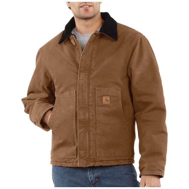 Carhartt - Men's Sandstone Traditional Jacket