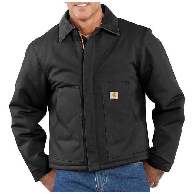 Carhartt - Men's Duck Traditional Jacket