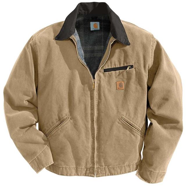 Carhartt - Men's Sandstone Detroit Jacket