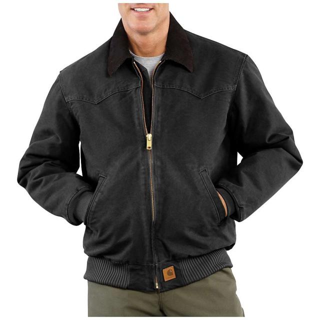 Carhartt - Men's Sandstone Santa Fe Jacket