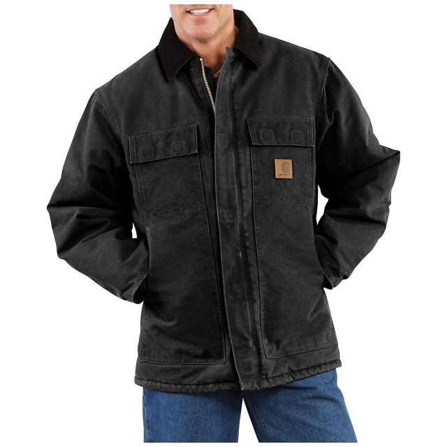 Carhartt - Men's Sandstone Traditional Coat