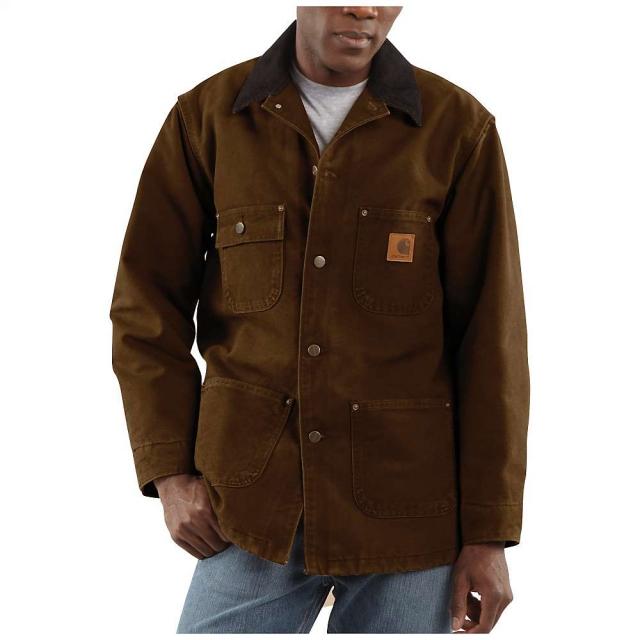 Carhartt - Men's Sandstone Chore Coat
