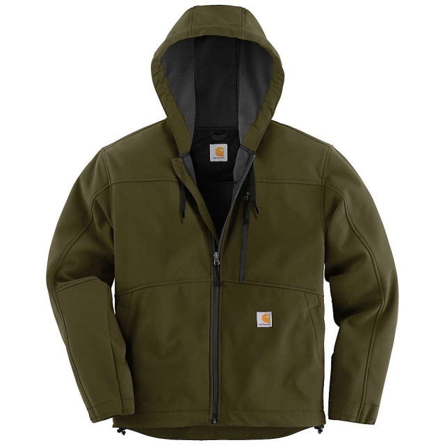 Carhartt - Men's Soft Shell Hooded Jacket