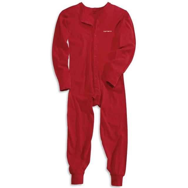 Carhartt - Men's Midweight Cotton Union Suit