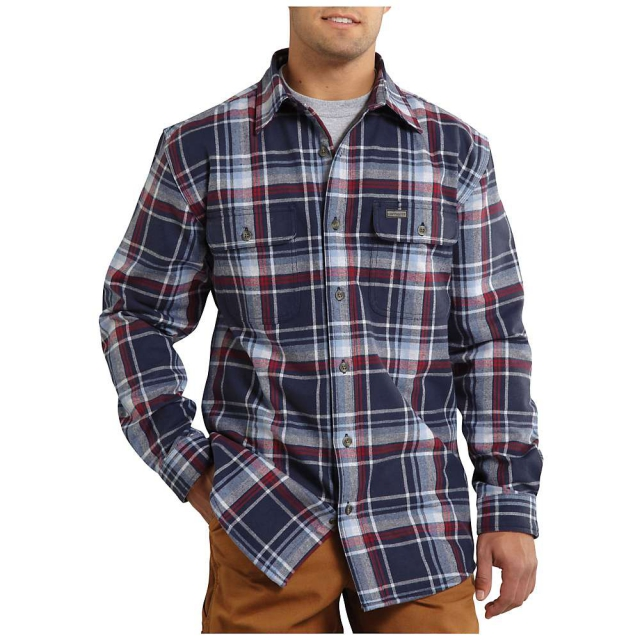 Carhartt - Men's Youngstown Flannel Shirt Jac
