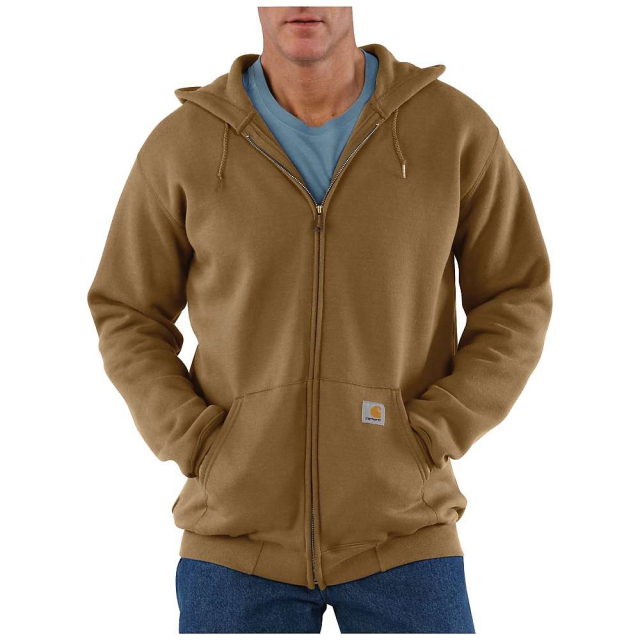 Carhartt - Men's Heavyweight Hooded Zip Front Sweatshirt