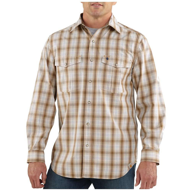 Carhartt - Men's Bozeman Long Sleeve Shirt