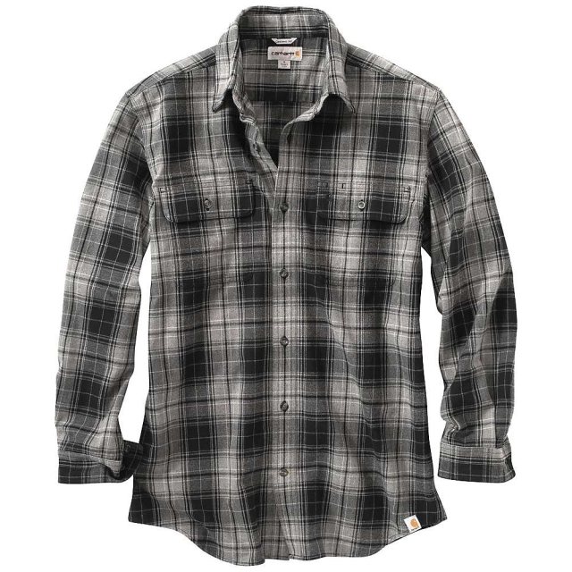 Carhartt - Men's Hubbard Plaid Shirt