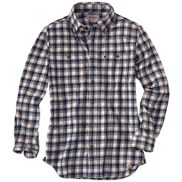 Carhartt - Men's Trumbull Plaid Shirt