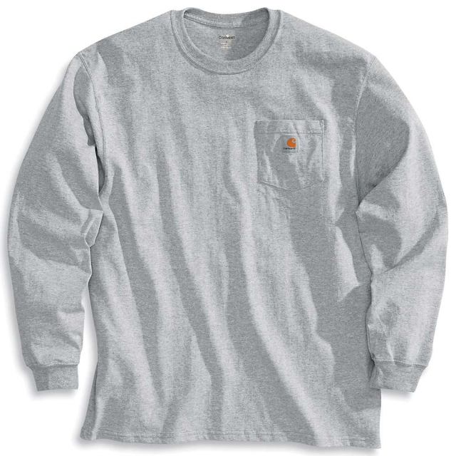 Carhartt - Men's Workwear Pocket Long Sleeve T-Shirt