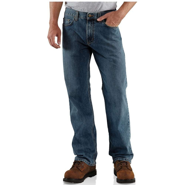 Carhartt - Men's B325 Loose Original Fit Straight Jean