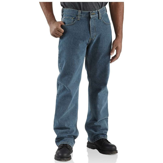 Carhartt - Men's Loose Fit Straight Leg Jean
