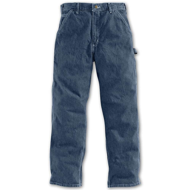 Carhartt - Men's Original Fit Work Dungaree Jean