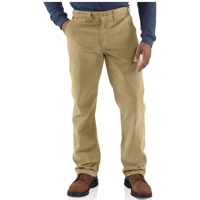 Carhartt - Men's Rugged Work Khaki Pant