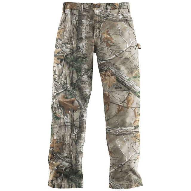 Carhartt - Men's Camo Dungaree Pant