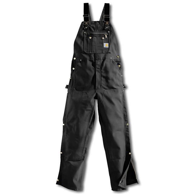 Carhartt - Men's Zip To Thigh Bib Overall